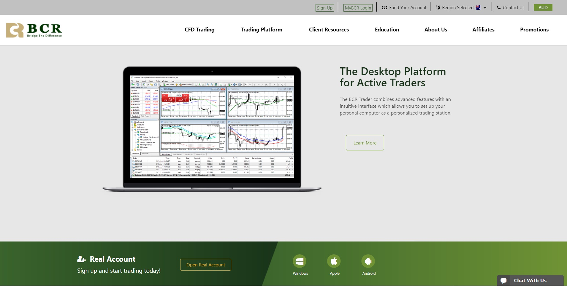 Reasons Why Australian Traders Love BCRCorp – A Concise BCRCorp Review