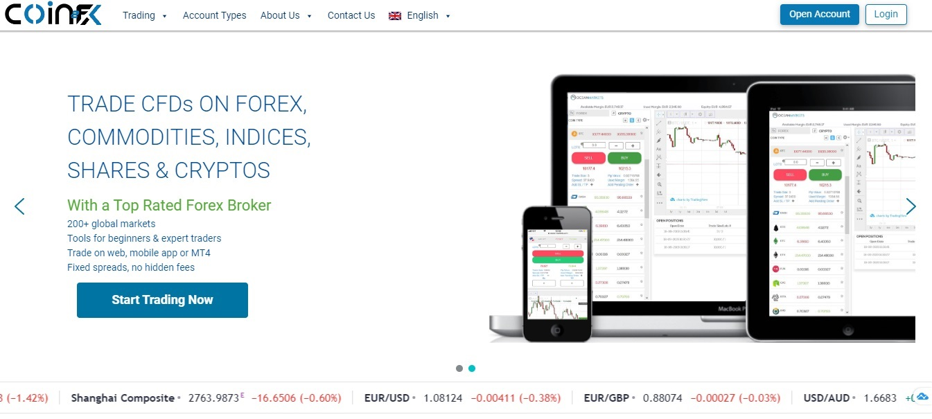 Coin2FX Review: Notable Features Traders Can Enjoy at Coin2FX.com