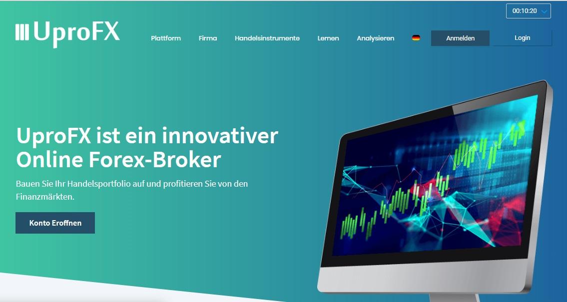 Warum UProFX nicht Ihre oberste Priorität als Online-Broker sein sollte