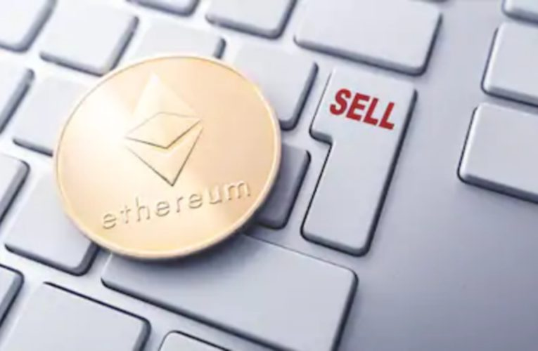 Bearish Market Trend Continues As Ethereum Shows Signs Of Correcting